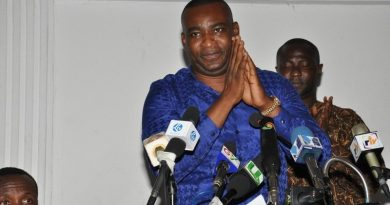 Bernard Wontumi NPP Ashanti Chairman Poto Credit Eugine Antwi Press Aid to Nana Addo
