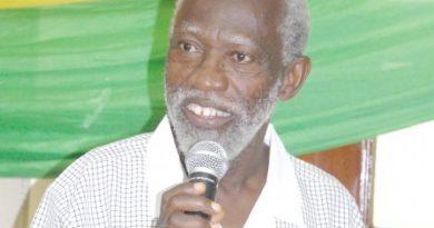 Prof Stephen Asante