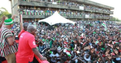 President Mahama insists NDC will win 2016 one-touch