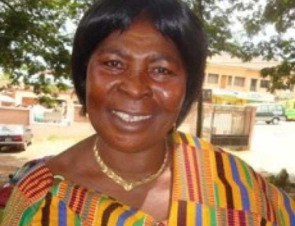 Akua Donkor Founder and Leader of Ghana Freedom Party (GFP)