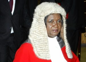 Chief Justice Georgina Theodora Wood