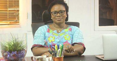 Electoral Commissioner Charlotte Osei