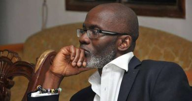 Gabby-Okyere-Darko Executive Director of the Danquah Institute. Picture credit: Stateman