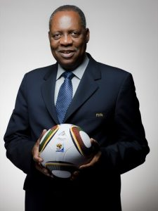 Issa Hayatou - Photo Credit: fifa.com