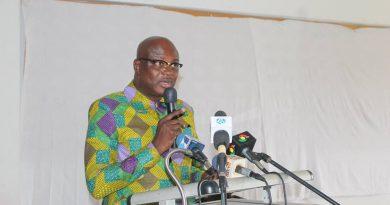 KUmasi Mayor Kojo Bonsu