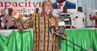 Ofosu Ampofo Vice National Chairman NDC