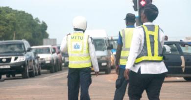 POLICE MTTD OFFICIALS