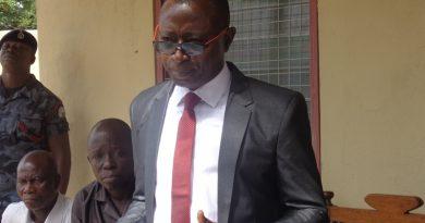 Ashnati regional Minister Peter-Anerfi-Mensah