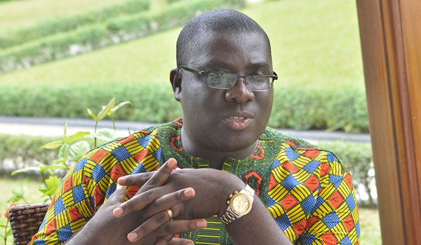 National Youth Organizer of NPP Sammy Awuku Picture: Kasapaonline