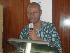 George Ayisi Boateng Founding Member of NPP
