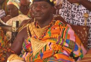 Omanhene of the Bechem Traditional Area
