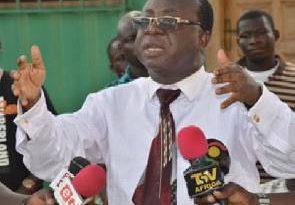 Acting Chairman Of  New Patriotic Party, Mr. Freddie Blay