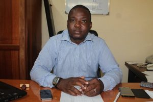 Ashanti Regional Director of National Road Safety Commission  Samuel Asiamah
