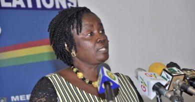 Ghana's Education Minister Jane Nana Opoku Agyeman