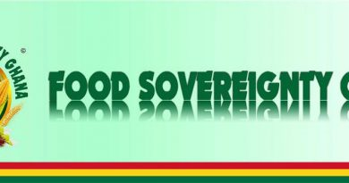Photo Courtesy: Food Sovereignty Ghana