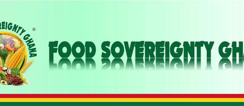 Photo Courtesy: Food Sovereignty Ghana