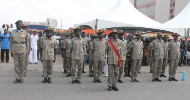 Ghanaian Retired Soldiers