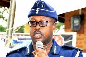 Ashanti Regional Police Commander DCOP  Nathan Kofi  Boakye