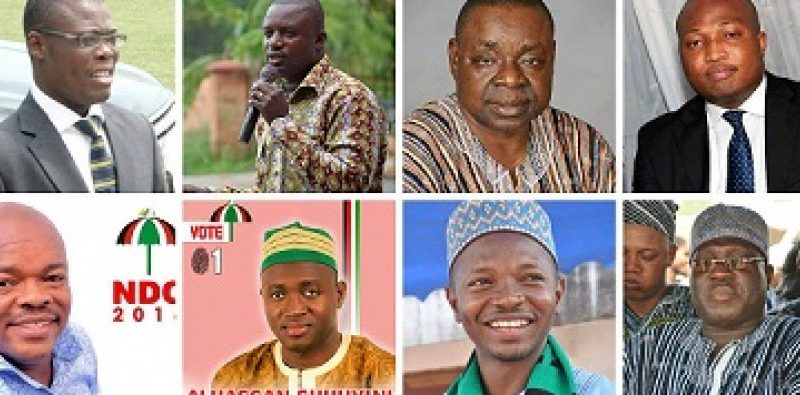 High Stakes Ahead of NDC Primaries