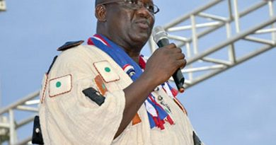 Suspended National Chairman Of NPP