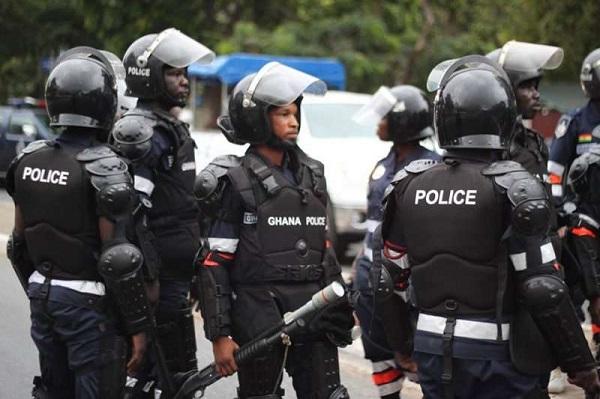 Photo Source: Ghana Police Service
