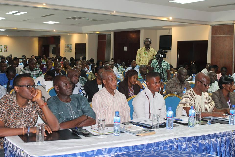 Conference Session at Golden Tulip Hotel In Kumasi