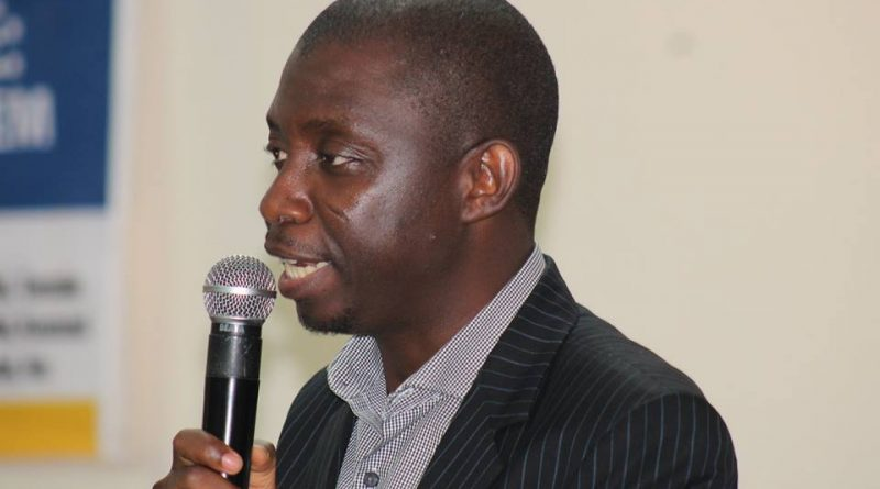 (LEAP) Programme Manager at Ministry of Gender Children and Social Protection, Dzigbordi Kofi Agbekpornu