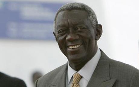 Former President J. A. Kufour - Photo Courtesy: Telegraph