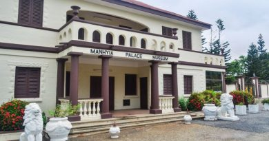 Picture Of Manhyia Palace