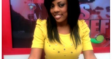 Former News Anchor of TV3 Nana Aba Anamoah