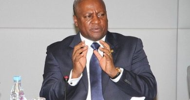 President Of Ghana John Dramani Mahama