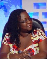 Prof. Audrey Gadzekpo Photo Credit ghanaweb