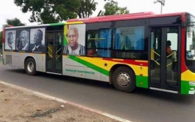 bus branded