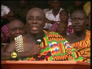 Okyenhene Amoatia Ofori Panin II Photo Credit youtube.com