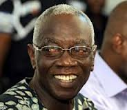Dr Kwadwo Afari Gyan Former Chair of Ghana's Electoral Commission