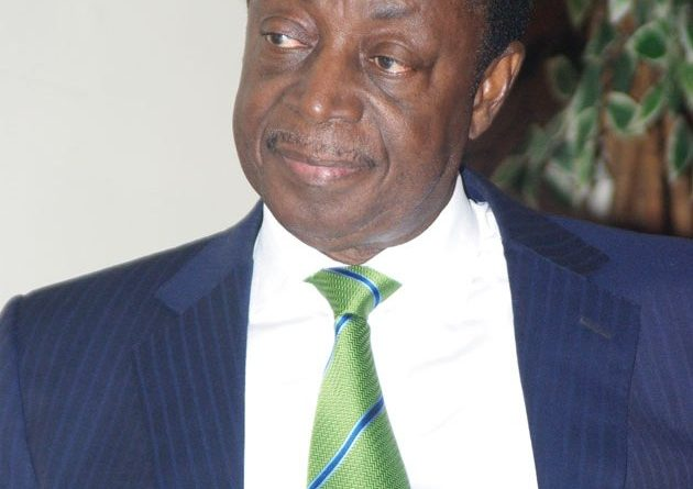 Former Finance Minister Dr. Kwabena Duffuor