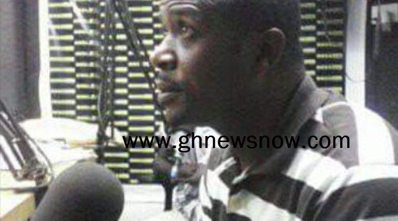 Robert Owusu, A Former NDC Youth Organiser For Fomena Constituency
