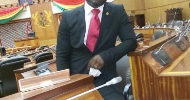 Kwadwo Baah Agyemang - MP Asante Akyem North [Photo Courtesy: K.Baah- Agyemang]