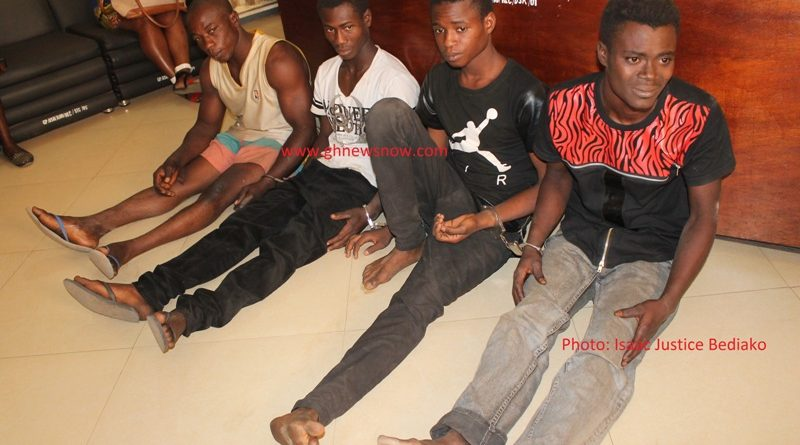 EJURA ARMED ROBBERS