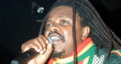 Jah Messenger Luciano Pjoto Courtesy:reggaephotos