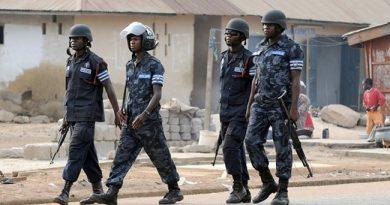 5 Police Officers Shot In Kumawu