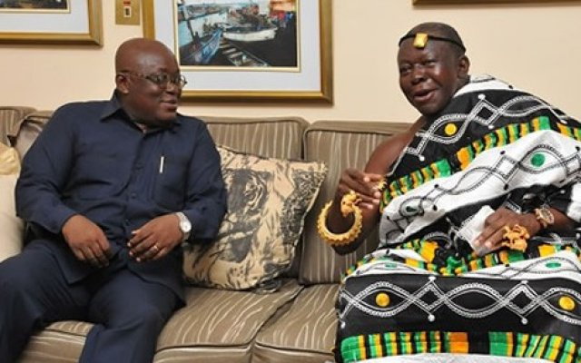 AKOFO ADDO AND OTUMFUO