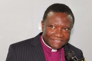 Chairman of the National Peace Council Rev. Professor Emmanuel Asante