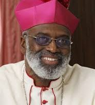 Most Reverend Charles Palmer Buckle, Metropolitan Archbishop of Accra