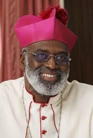 Most Reverend Charles Palmer Buckle, Metropolitan Archbishop of Accra