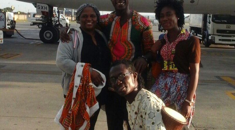 Blakk Rasta In Zimbabwe