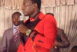 Reverend Dr. Ebenezer Opambour Adarkwa Yiadom