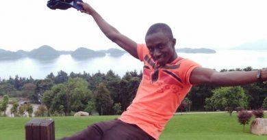 Kwaku Botwe; a broadcast journalist