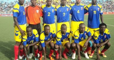 Chad Senior National Team