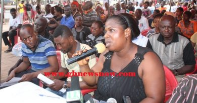 Deputy Constituency Secretary of NPP of Manhyia North Constituency Patricia Arthur